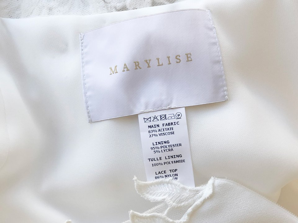 How To Clean Your Wedding Dress Marylise Bridal