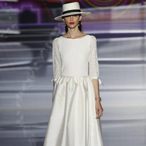 Albertina dress - front