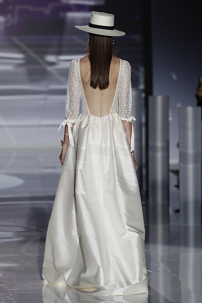 Albertina dress - back