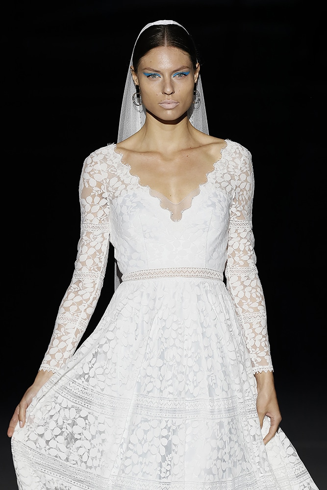 Frozen dress - closeup