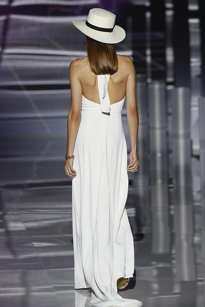 Love dress - back