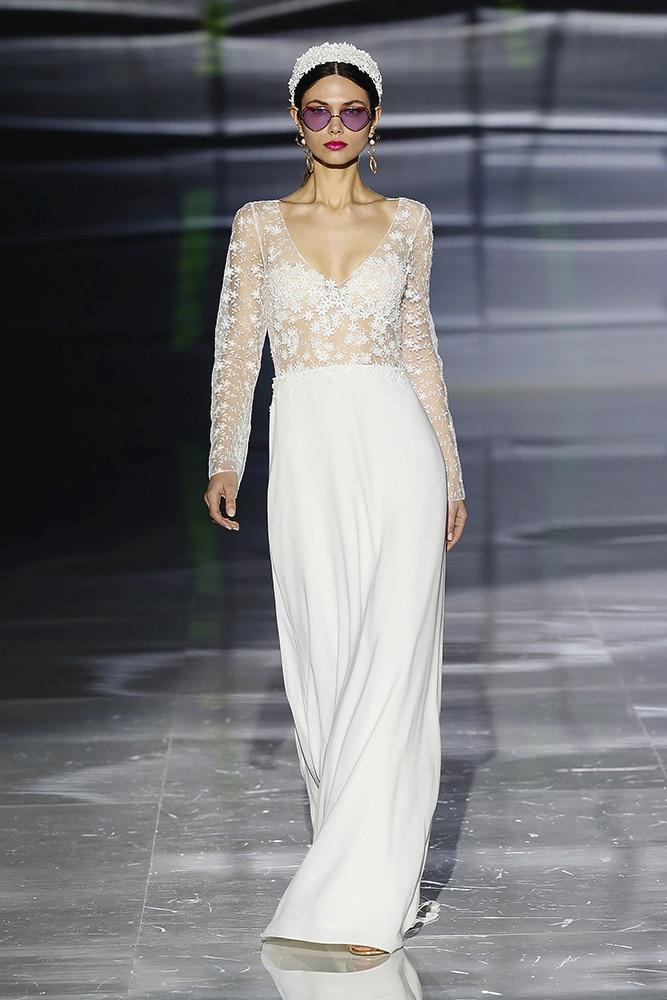Renee dress - front