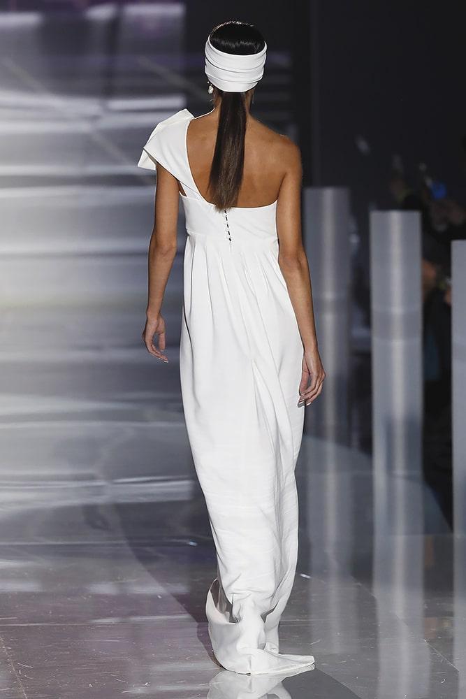 Simona dress - back